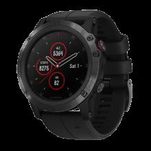 ساعت مچی هوشمند گارمین مدل FENIX 5X PLUS