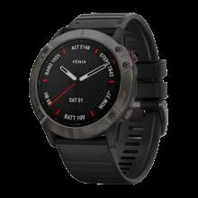 ساعت مچی هوشمند گارمین مدل FENIX 6X