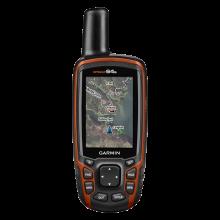 جی پی اس دستی گارمین مدل GPSMAP 64S