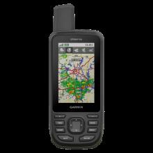 جی پی اس دستی گارمین مدل GPSMAP 66S